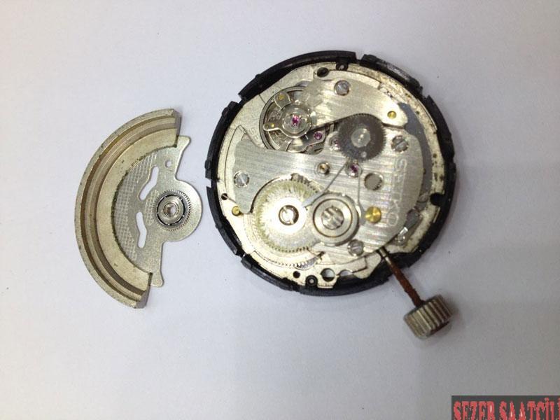 Seıko 5 Otomatik saat tamiri